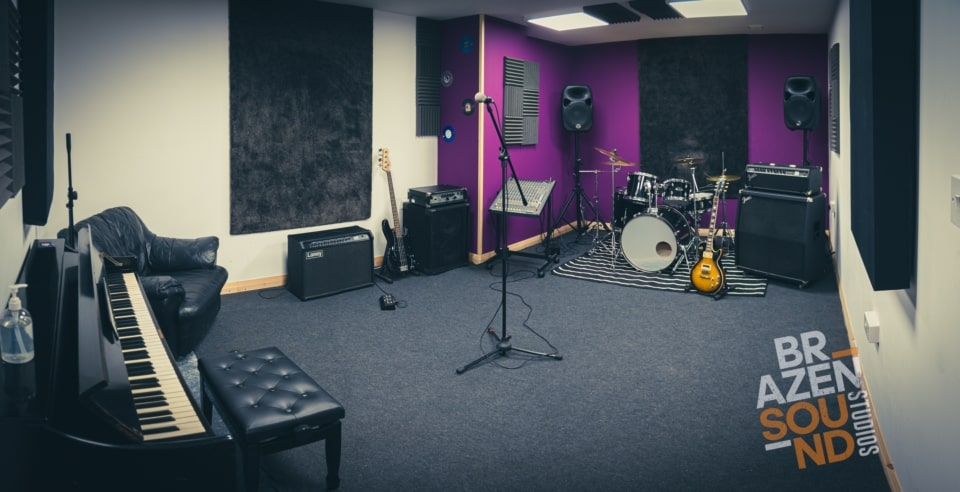 music practice rooms Exeter